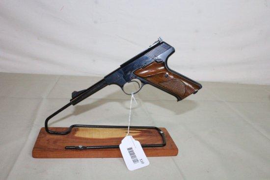 """Colt """"Woodsman"""" .22LR Pistol. Mfg. in 1962"""