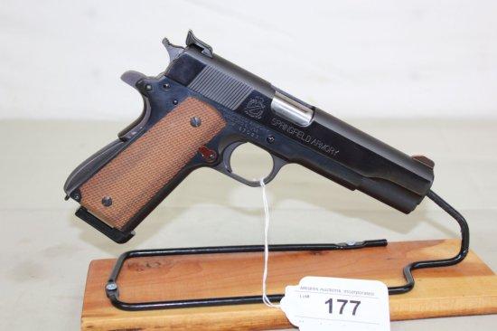 Springfield Armory 1911-A1  45 Cal  Pistol  | Firearms