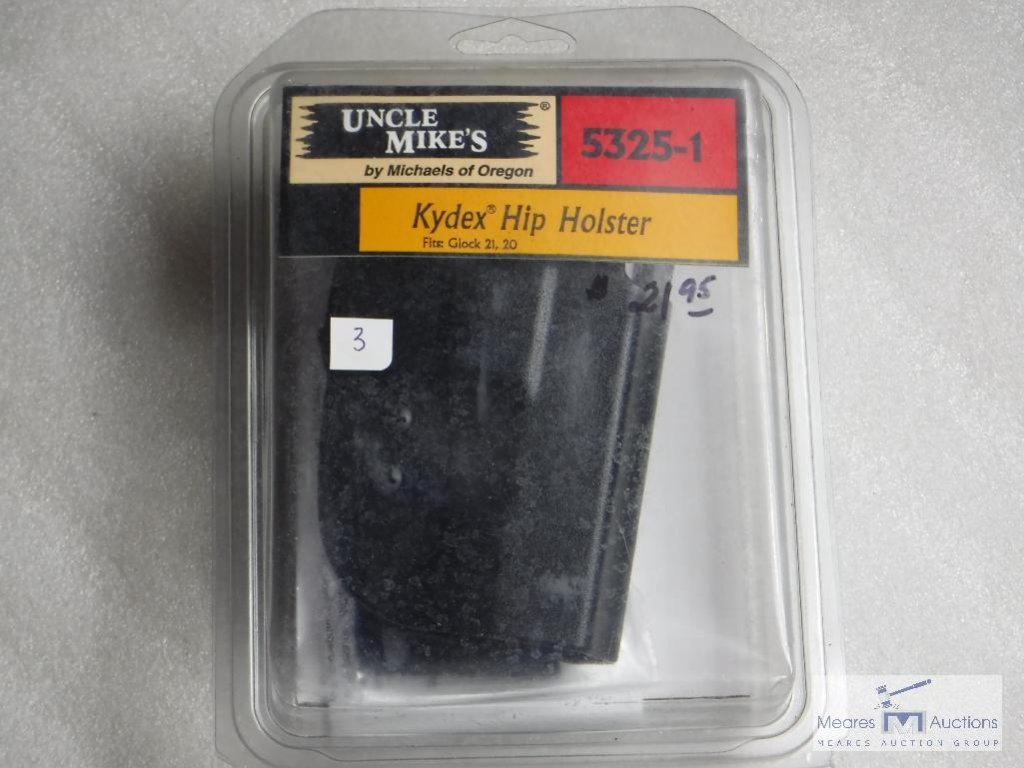 NEW - Uncle Mike's 5325-1 - Kydex paddle holster | Firearms