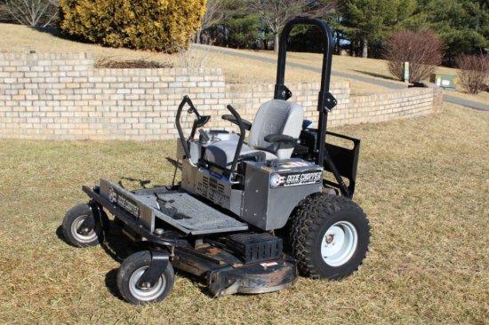 """2009 Dixie Chopper """"Xtreme"""" XT3300 Mower w/72"""" Cut."""