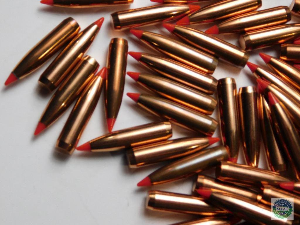 Lot: 100 Nosler Ballistic Tip - 7mm 150 grain   Proxibid