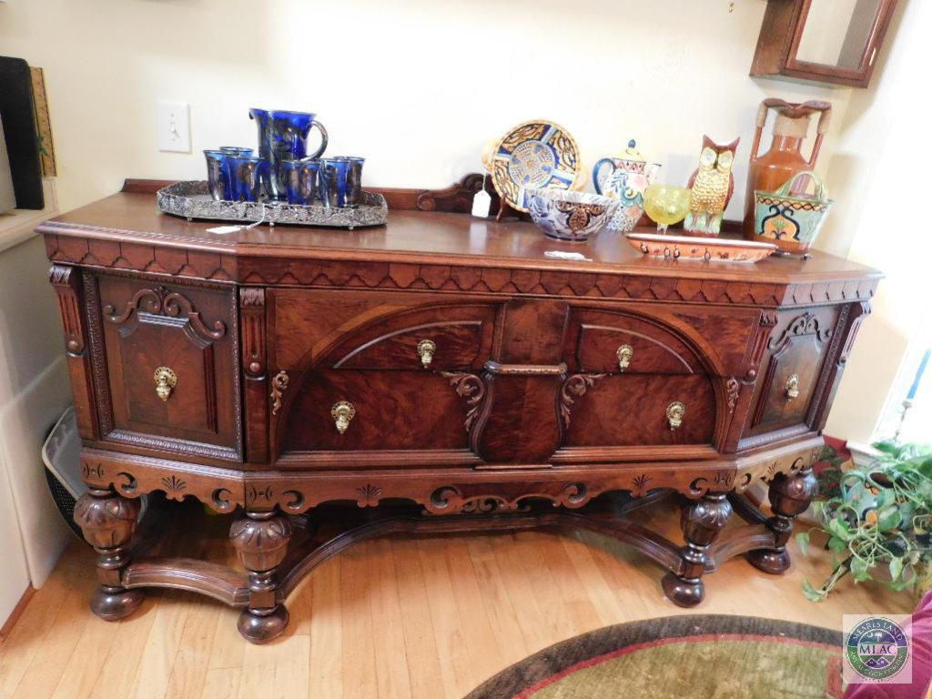 Beautiful wood buffet