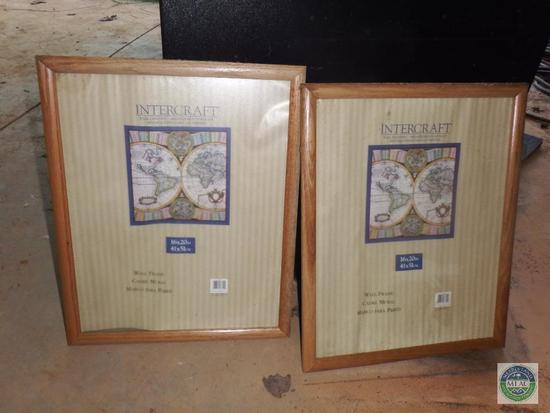 Lot 2 - 20 x 16 Picture Frames