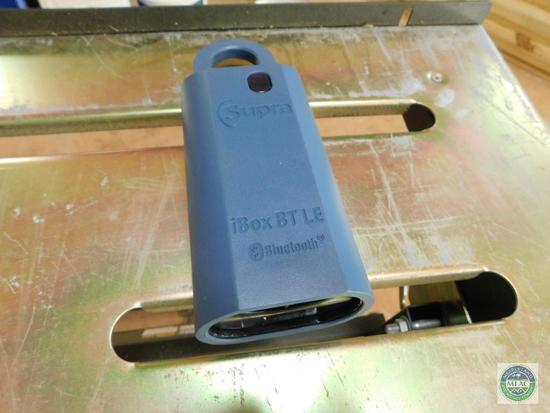 Supra iBox Key Lock Box - BT LE Bluetooth