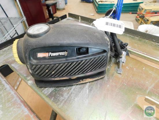 Coleman Powermax Portable Air Compressor
