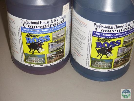 Lot 2 Mighty Boss Concentrate     Auctions Online | Proxibid