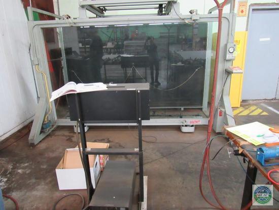 DOUTHITT Heavy Duty Direct Method Screen Burning Vacuum Frame #DMV