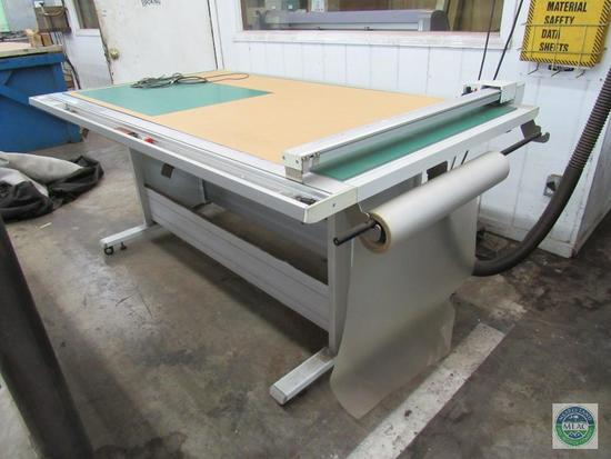 Graphtec Cutting Pro FC2250-180 table