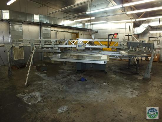 Hebbecker Jumbo Mat Printing & Flocking Carousel
