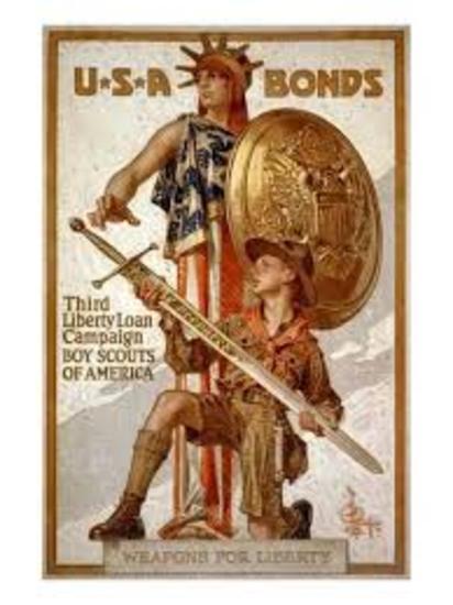 Boy Scouts of America Memorabilia Event 1