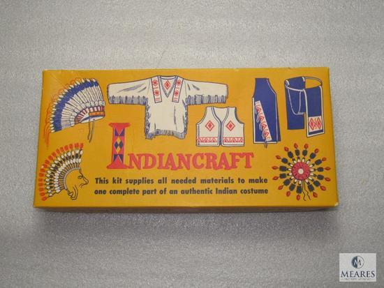 Vintage Official BSA Indian Craft Kit