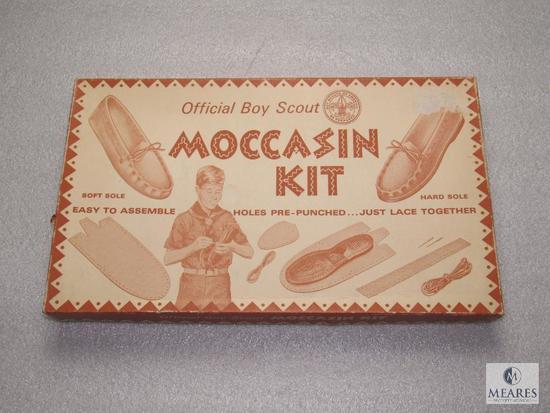 Vintage Official BSA Moccasin Kit