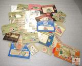 Lot of Vintage Stamps from Around the World