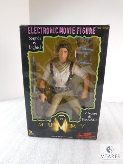 "New The Mummy Electronic Movie Figure 12"" Doll O'Connell"