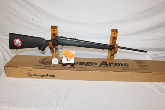 Savage Arms B-Mag .17 WIN Super Mag. Bolt Action Rifle.