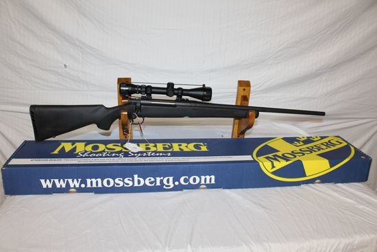 Mossberg 100 ATR .270 WIN Bolt Action Rifle w/Scope.