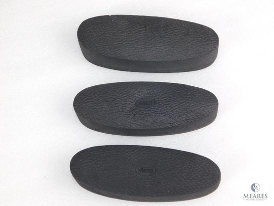 3 New Recoil pads for Rifle or shotgun