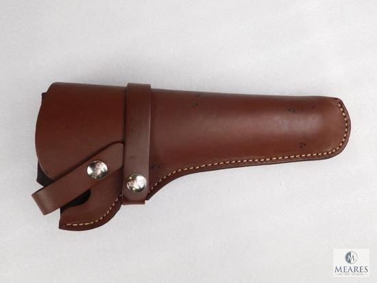"Hunter 1100 size 48 leather holster fits 6.5"" Ruger Blackhawk and Vaquero"
