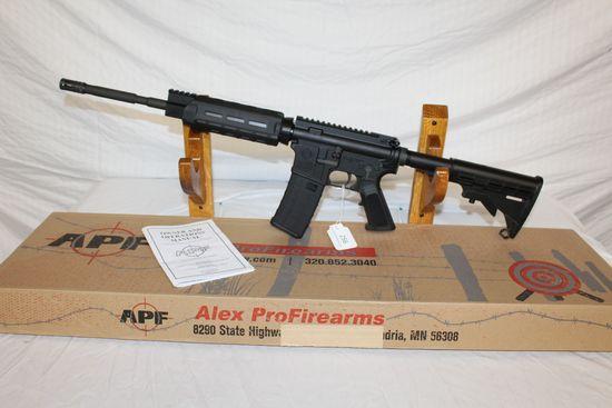 "Alex Pro Firearms ""APF"" .223/5.56mm Carbine.  NIB."
