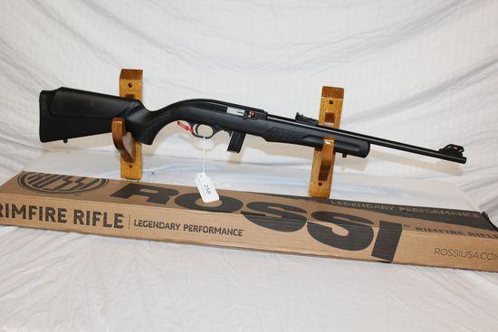 Rossi RS22 .22LR Semi-Auto Rifle w/Detachable Magazine.