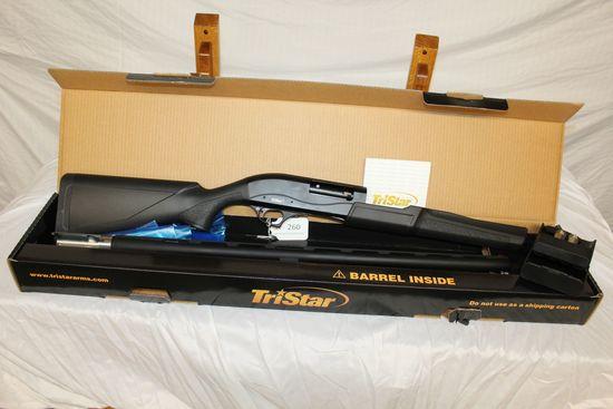 """TriStar """"Cobra"""" .12 Ga. Pump Shotgun w/28"""" VR Barrel."""
