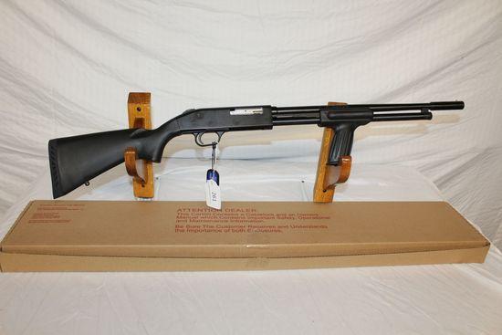 Mossberg 500 .410 Pump Shotgun w/Vertical Forearm. NIB.