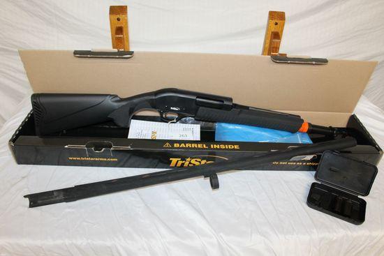 "TriStar ""Alfa Field"" .12 Ga. Pump Shotgun w/28"" VR Barrel."