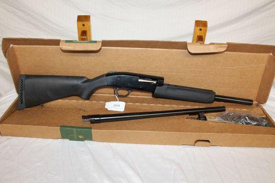 """Mossberg 500 """"Persuader"""" .20 Ga. Shotgun w/18.5"""" Barrel."""