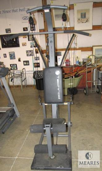 Techrod TR2 Home Gym Weight And Lifting Exercise Machine