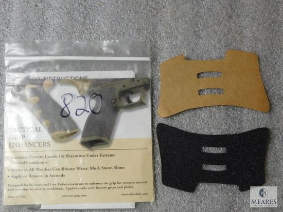 Stick on Tactical Grip enhancer visit tac-grip.com for more information