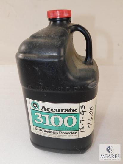 4lb jug of Accurate 3100 new unopened