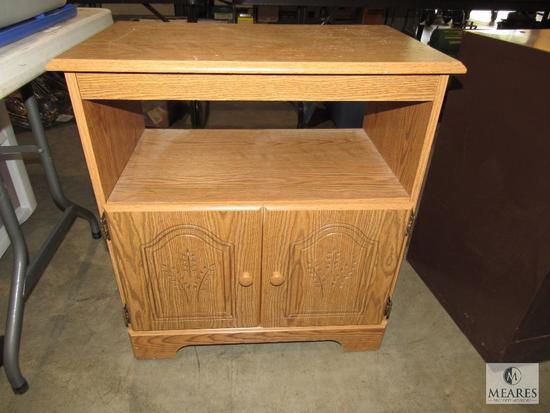 Microwave / TV Stand Table - Pressboard type