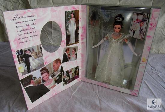 Collector Edition Barbie as Eliza Doolittle in My fair lady