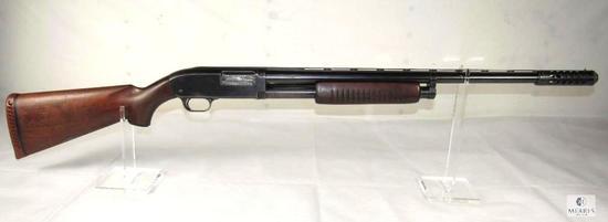 JC Higgins Sears Roebuck Model 20 12 Gauge Pump Action Shotgun
