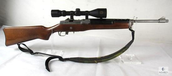 Ruger Mini Thirty 7.62 x39 Semi-Auto Rifle w/ Simmons Scope