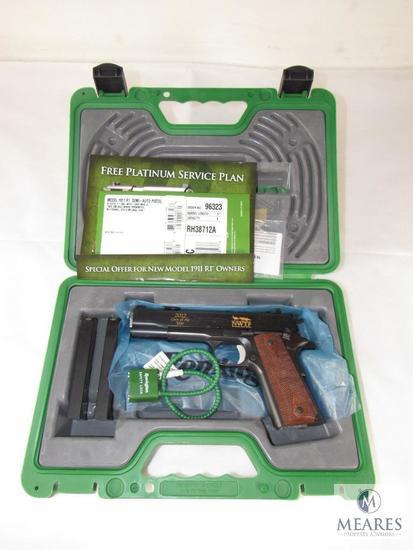 New Remington 1911R1 .45 ACP NWTF 2012 Gun of the Year Semi-Auto Pistol