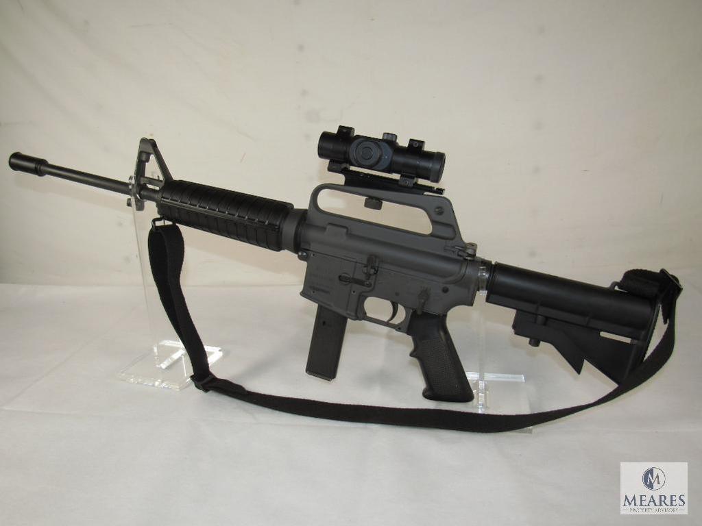 Colt AR-15 9mm - Nato Carbine Semi-Auto Rifle w/ Mirage Scope