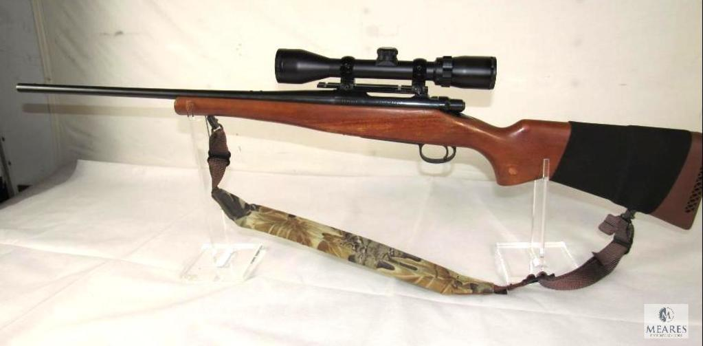 Remington Model Seven 7mm-08 REM Bolt Action Rifle w/ Bushnell Scope