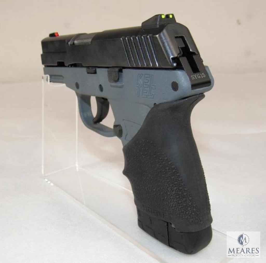 Lot: Kel-Tec PF-9 9mm Luger Semi-Auto Sub-Compact Pistol