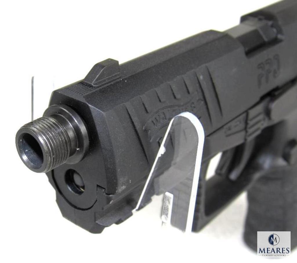 Lot: Walther PPQ Tactical  22 LR Semi-Auto Pistol   Proxibid