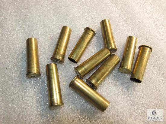 50/70 Govt once fired Brass Approximately 10 Rounds