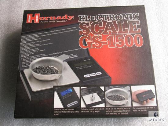 Electronic scale GS-1500