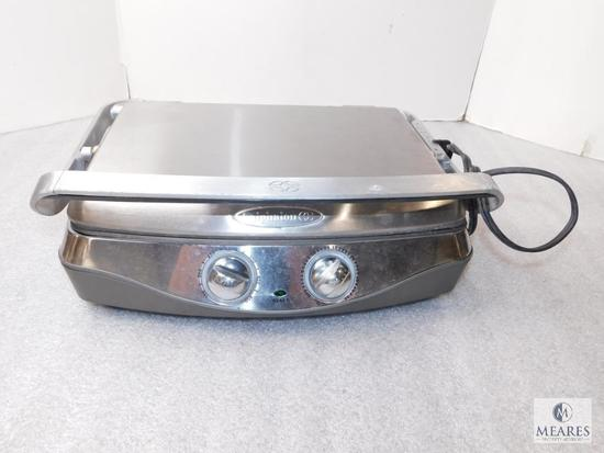Calphalon Countertop Electric Grill Stainless steel
