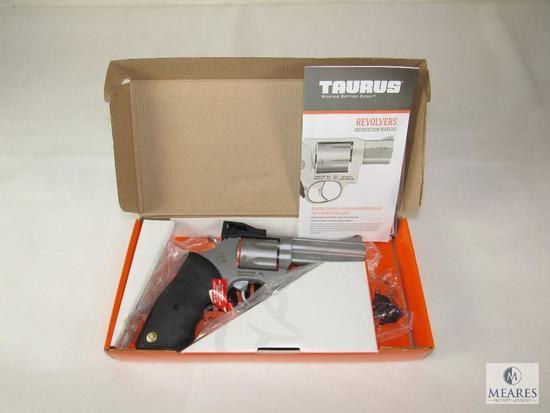 New Taurus M66 .357 Mag Stainless Steel Revolver