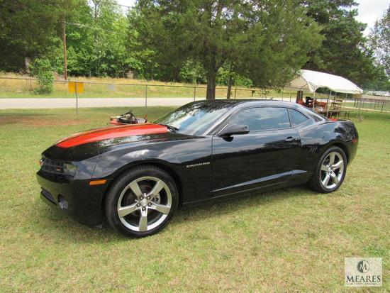 2010 Chevrolet Camaro - VIN # 2G1FG1EV9A9154853 - 10% BP