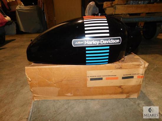New Vintage AMF Harley Davidson Mini Bike Motorcycle Gas Fuel Tank