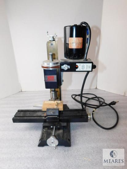 "Sherline Products 12"" Vertical Milling Machine"