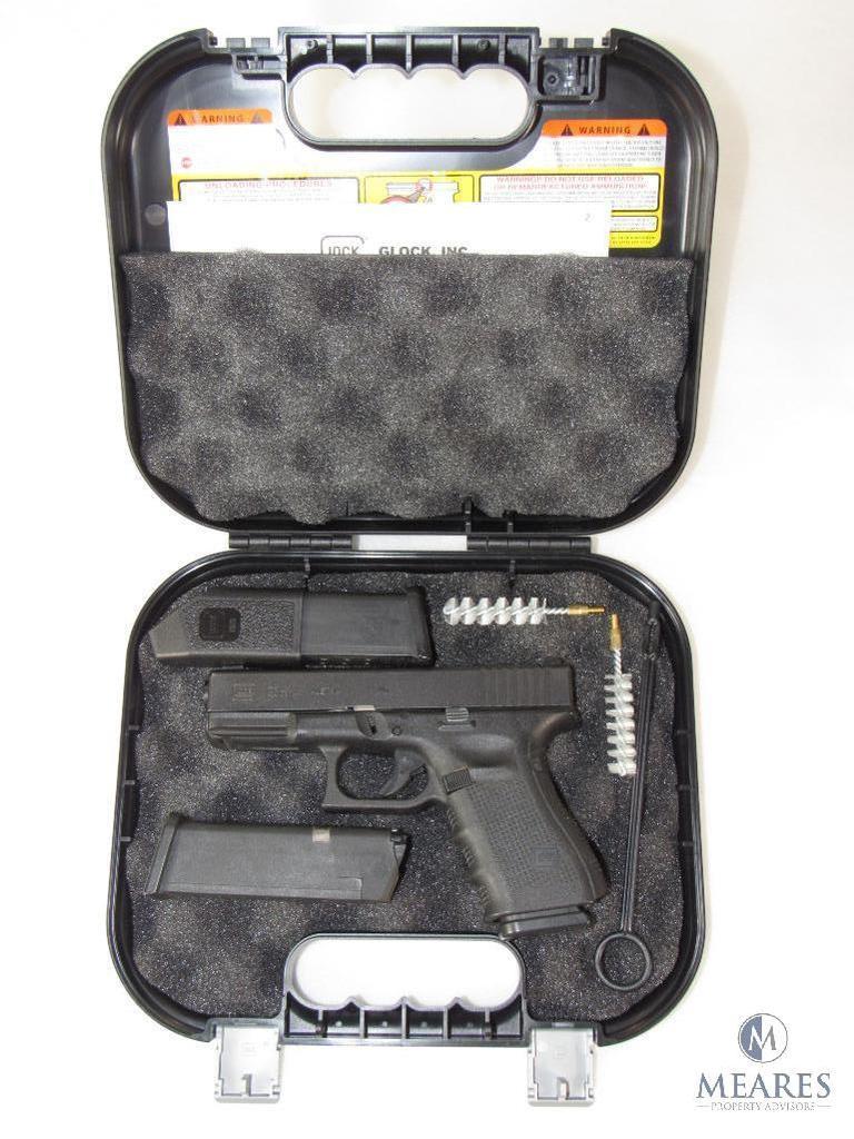 Glock 23 Gen 4 .40 Semi-Auto Pistol