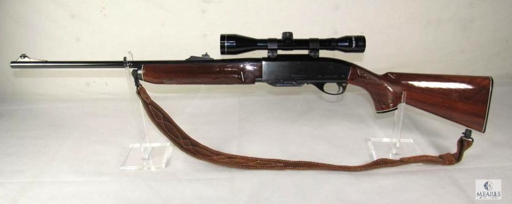 Remington 7400 30-06 SPRG. Semi-Auto Rifle w/ Tasco Scope