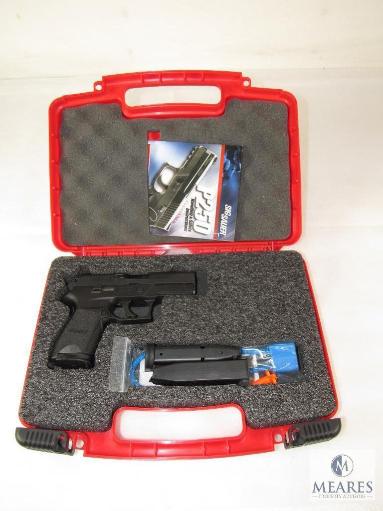 Sig Sauer P250 .40 S&W Semi-Auto Pistol